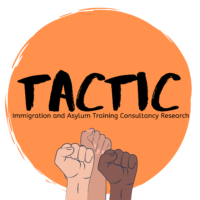 TACTIC – Immigration and Asylum Training Logo